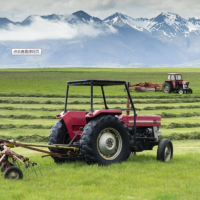 用于草坪的机械拖拉机四行程发动机工作原理