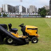 用于草坪机械的空气供给系