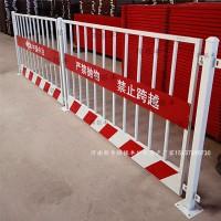 建筑工地标准化定型化围栏找锦银丰护栏安徽基坑围栏
